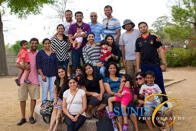 Houston Cousins Picnic March 2014