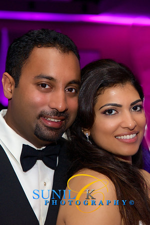 Sumesh & Jamie Wedding