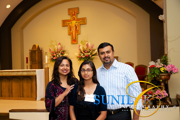 Elisa's Holy Confirmation May 2014